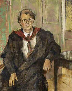 Asa Briggs (b.1921), Baron Briggs, Provost of Worcester College (1976–1991)
