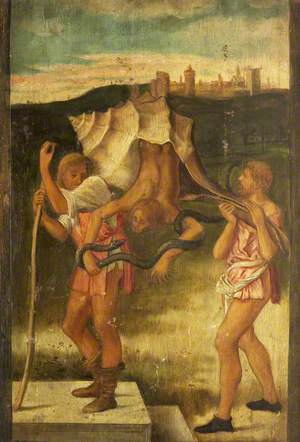 Allegory of Slander