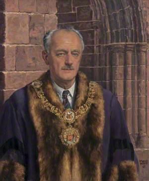 David Gardiner, Provost of Arbroath (1957–1964)
