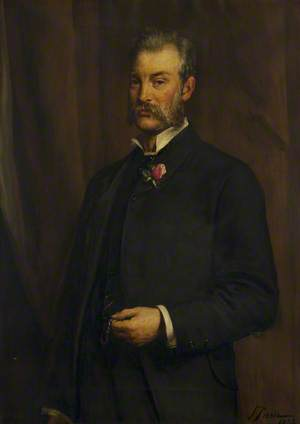 David Alexander McCorquodale, First Chief Magistrate of the Burgh of Carnoustie