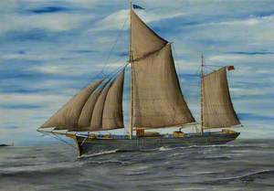 Ship 'Village Belle'