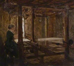 Linen Weaver, Brechin