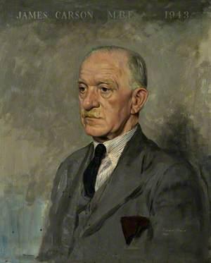 James Carson, Headmaster, Rossie School