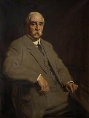 Valentine Stone, MD, Provost of Montrose (1909–1912)