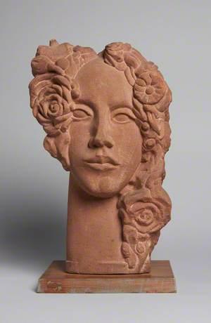 Summer – Head of Woman