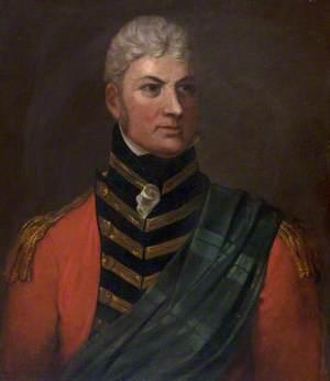 Major Archibald Argyle Campbell (d.1809)