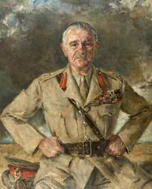 Field Marshal Earl Wavell (1883–1950)