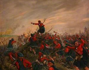 The Battle of Ticonderoga