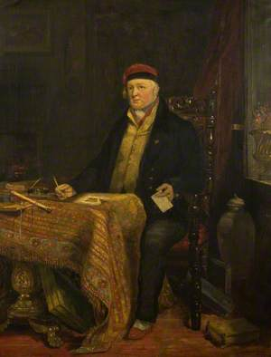 William Maule (1771–1852), 1st Lord Panmure