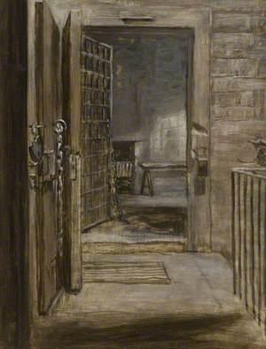 A Cell in Arbroath Gaol