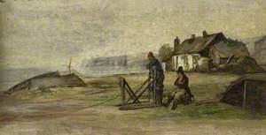 On the Coast, Forfarshire