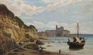 Scene on the Italian Coast, near Naples