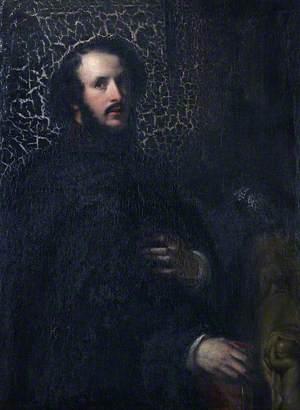 Self Portrait in the Venetian Style