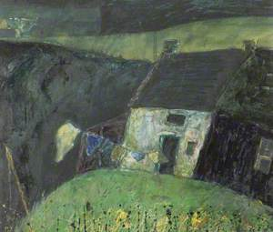 Cottages, Auchmithie