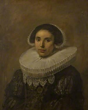Woman in a Ruff