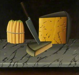 Dutch Still Life (Pronk Stilleven)