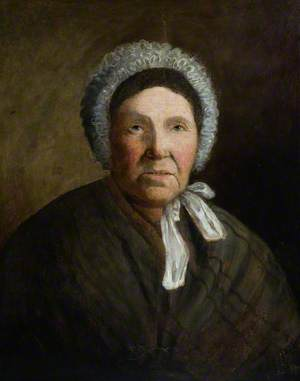 Agnes Geddes, née Ross (1800–1877), the Artist's Mother