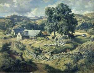 Boreland Mill, Kirkmichael
