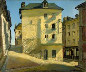 Sun on a House, Dieppe