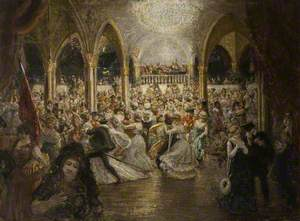 The Chelsea Art Ball