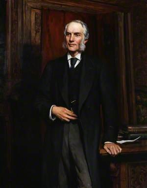 The Right Honourable Charles Stuart Parker (1829–1910), MP