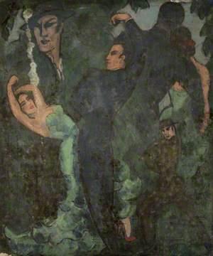 A Composite Impression of José Greco