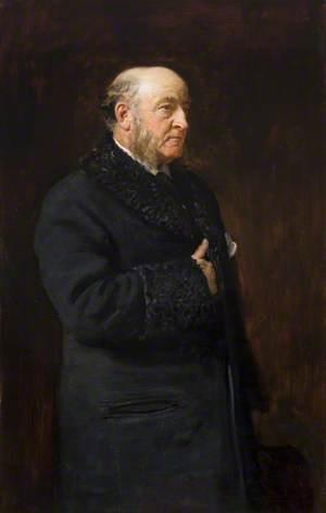 Sir Robert Pullar, MP for Tayside