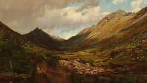 Glen Rosa, Arran