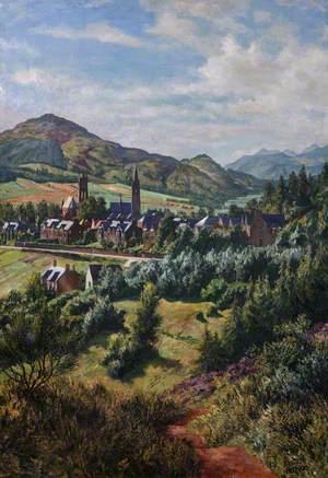 Callum's Hill, Crieff