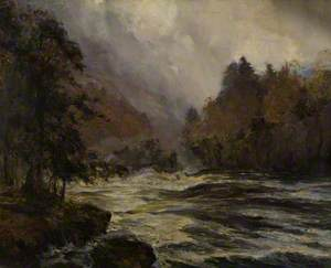 'I hear the river roaring down towards the wintery sea'