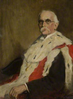 Thomas Dempster (1862–1937), JP, Lord Provost of Perth