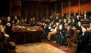 The House of Commons, 1878