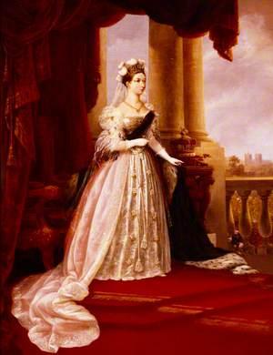 Young Queen Victoria (1819–1901)