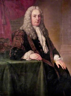 Henry Boyle, 1st Earl of Shannon, Speaker of the Irish House of Commons
