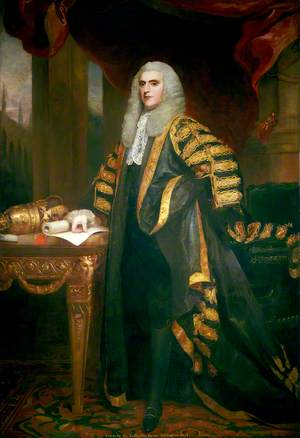 1st Viscount Sidmouth (1757–1844), Speaker