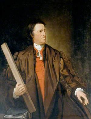 William Beckford (1709–1770), Lord Mayor