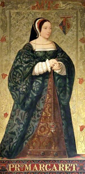 Prss. Margaret (Princess Margaret Queen of Scotland)