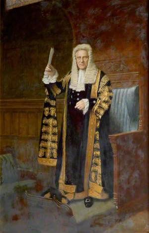 The Right Honourable Dr Horace Maybray King