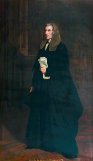 John Evelyn Denison (1800–1873), Viscount Ossington, Speaker