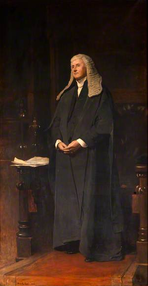 Henry Brand, Viscount Hampden (1814–1892), Speaker