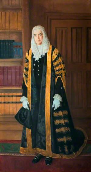 The Right Honourable William Shepherd Morrison (1893–1961), Viscount Dunrossil, Speaker