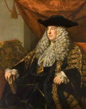 Charles Pratt Earl Camden, Lord Chancellor (1766–1770)