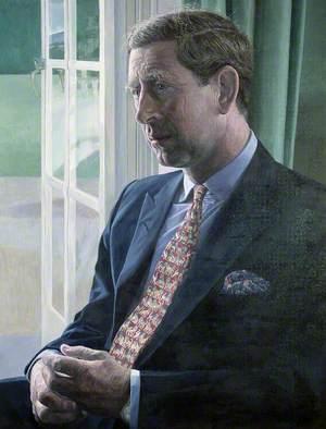 HRH Charles, Prince of Wales