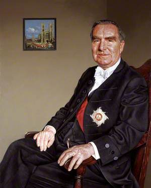 Sir Clifford Boulton, GCB, Clerk of the House of Commons (1987–1994)