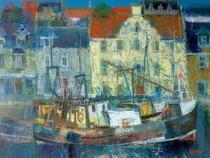 The Yellow House,  Pittenweem