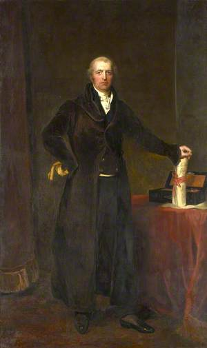 Robert Banks (1812–1827), 2nd Earl of Liverpool