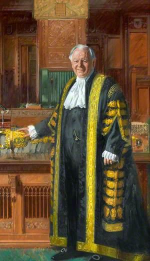 The Right Honourable Michael Martin, Speaker