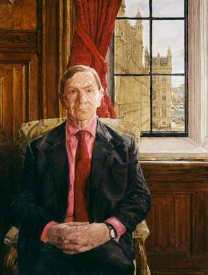 The Right Honourable the Lord Irvine of Lairg, Lord Chancellor