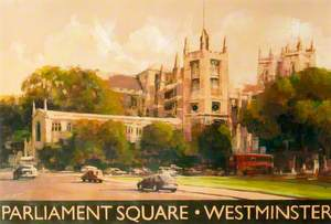 Parliament Square – Westminster