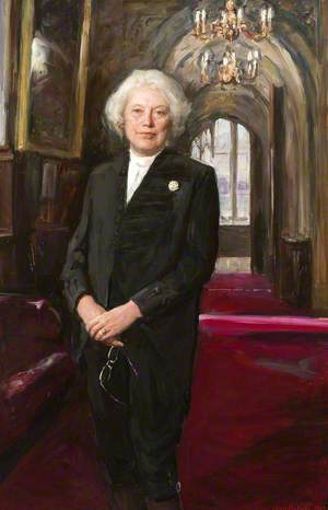 Baroness Hayman, Lord Speaker